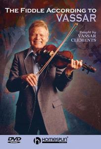 Vassar Clements fiddle
