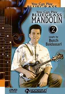 Baldassari-Bluegrass Mandolin