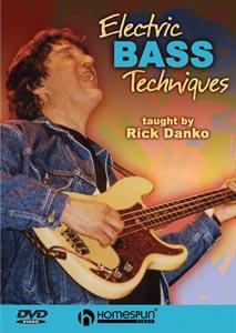 Rick Danko_ Electric bass