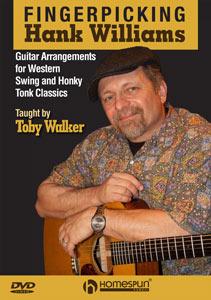 Toby Walker - teaches Hank-Williams