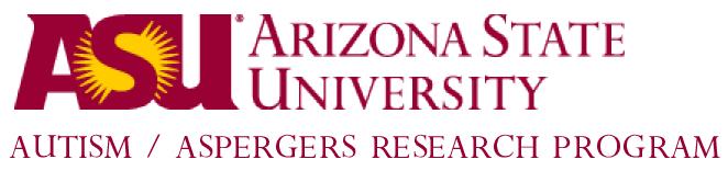 ASU Autism /Asperger's Research Program