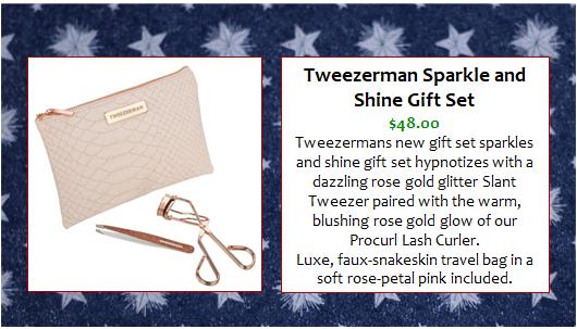 Tweezerman Gift Set