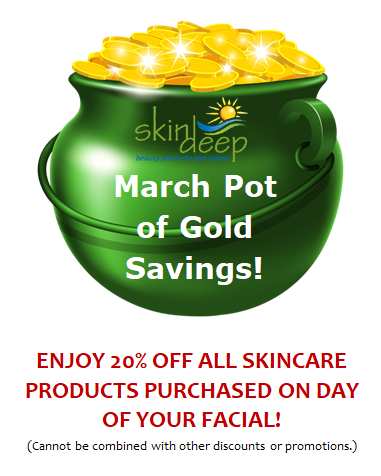 Pot of Gold Savings!
