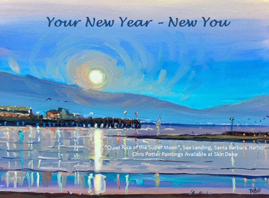 Your New Year - New You!