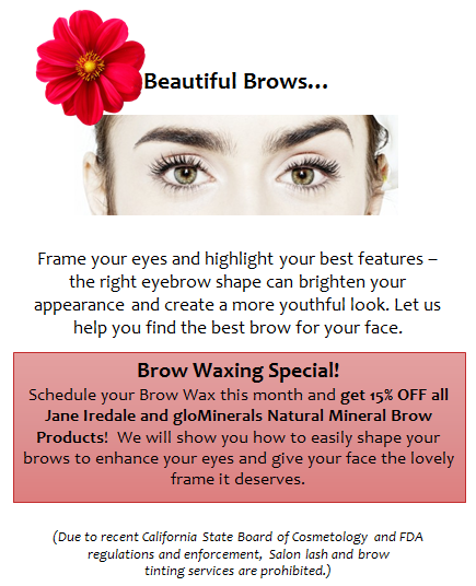 Brow Special!