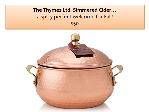 Thymes Cider Pot!