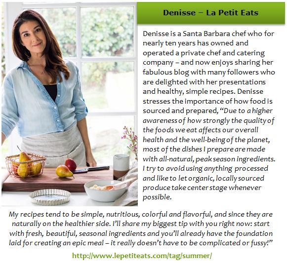 Denisse - La Petit Eats