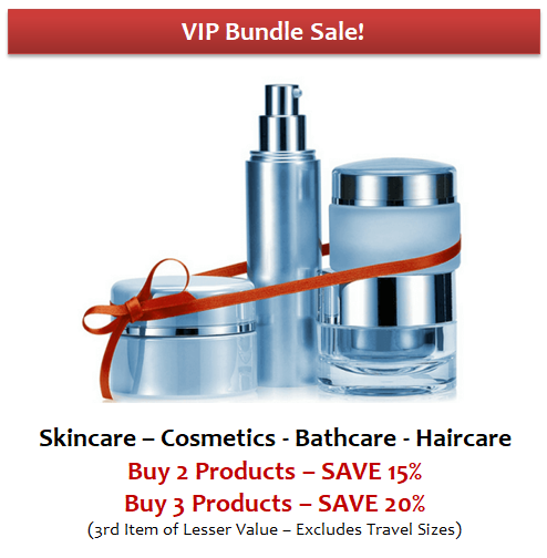 Skincare Haircare Cosmetics Bathcare Sale!