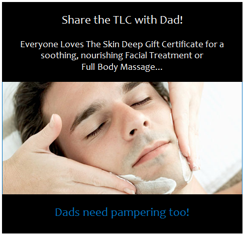 Share the TLC with Dad!
