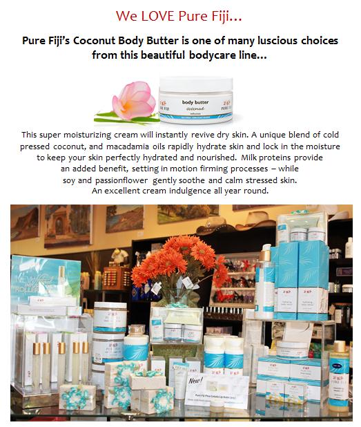 Pure Fiji Coconut Body Butter