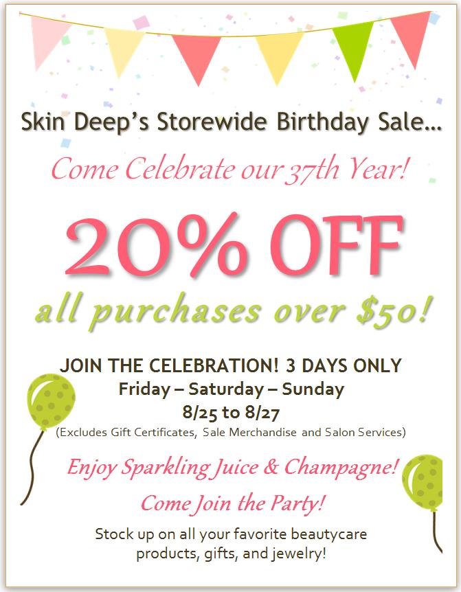 Storewide Sale!