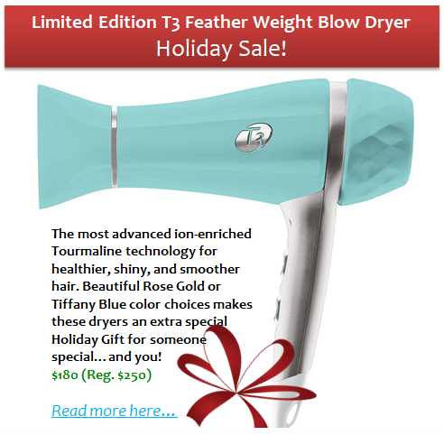 Limited Edition T3 Feather Weight Blow Dryer
