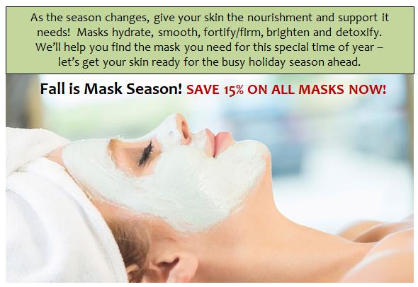 Skin Mask Sale!