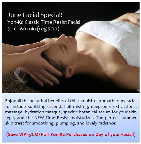 June Facial Special