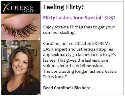 Flirty Lashes June Special