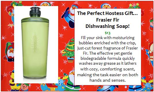 Frasier Fir Dishwashing Soap