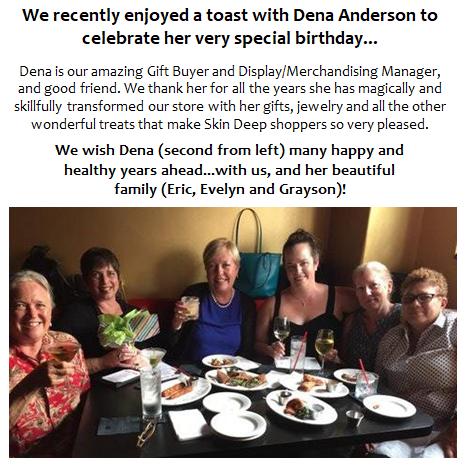 Happy BD Dena!