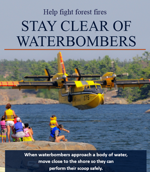 waterbombers