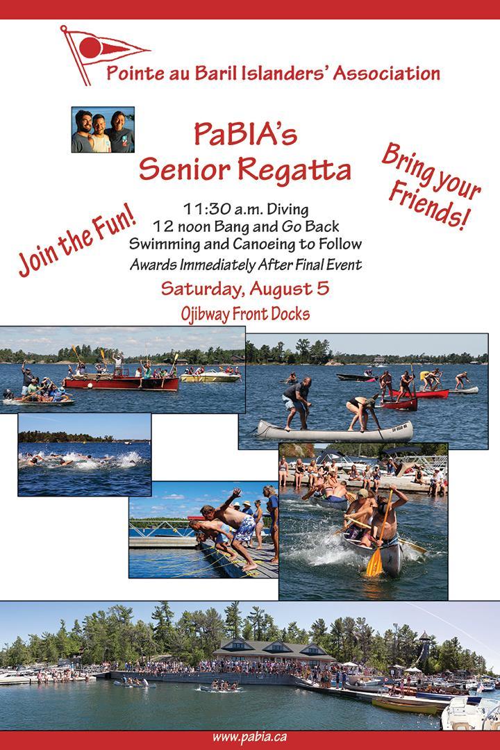 Sr Regatta poster 17