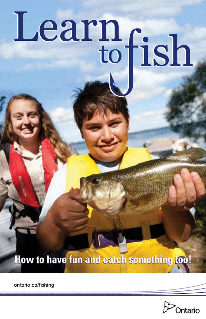 Fishing Bklt for Kids
