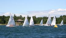 Sailing pict