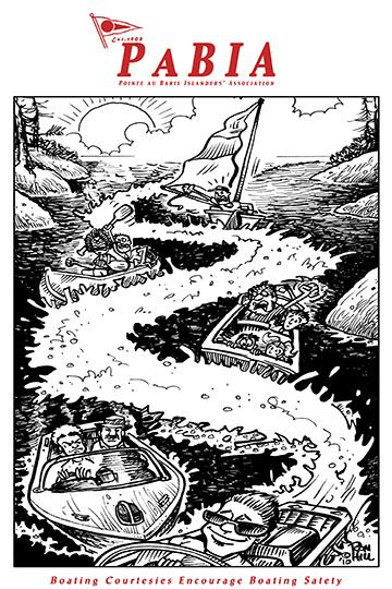 Courtesy Poster speeding boats