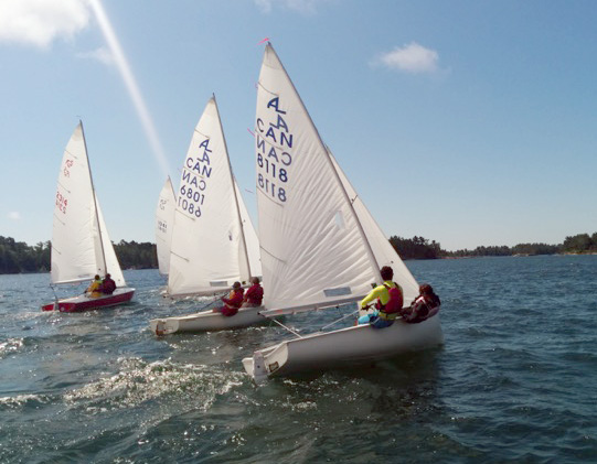 Sailing Aug 15