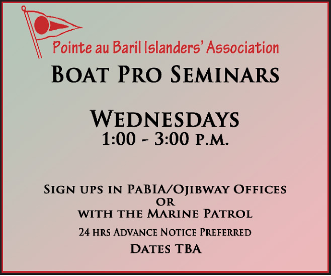 Boat Pro Seminar