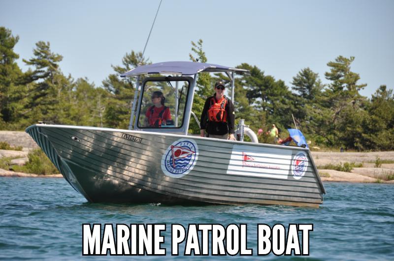 Marine Patrol Boat 18