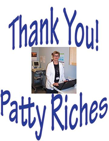 Patty Riches TY