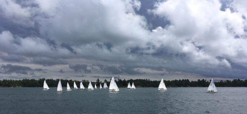 PaBAR Sailing Race 18