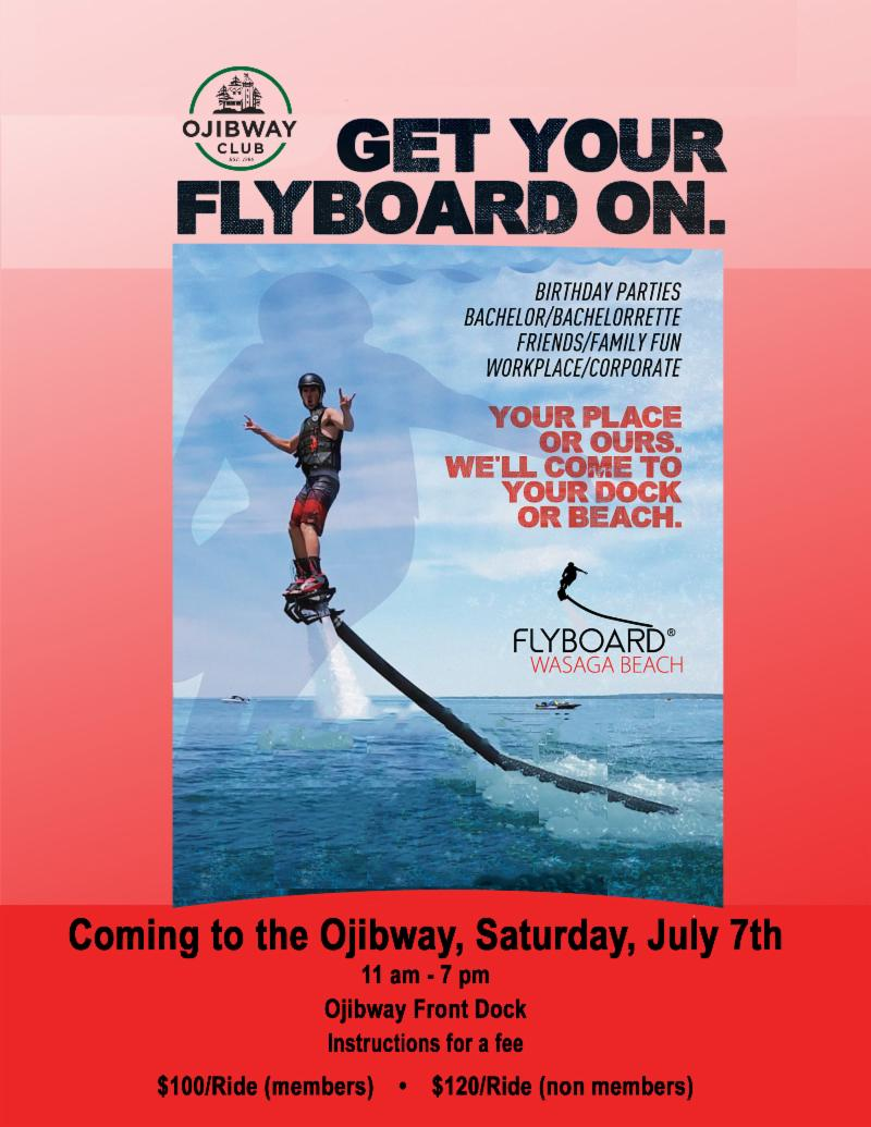 Flyboard Ad
