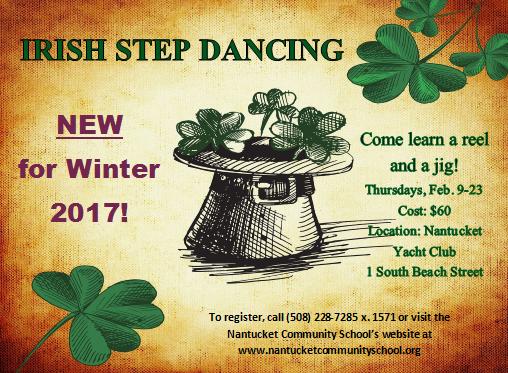 Words... irish step dance adult beginner classes