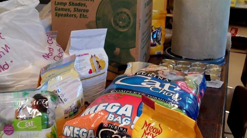 Nibbles 'n' Kibbles Donations