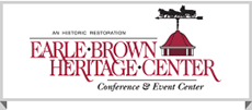Earle Brown Heritage Center Logo
