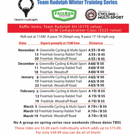 Good Option For Winter Riding Keep In Mind These Rides Below Are Not Beginner Friendly The Advertised Paces Usually Pretty Accurate So If You