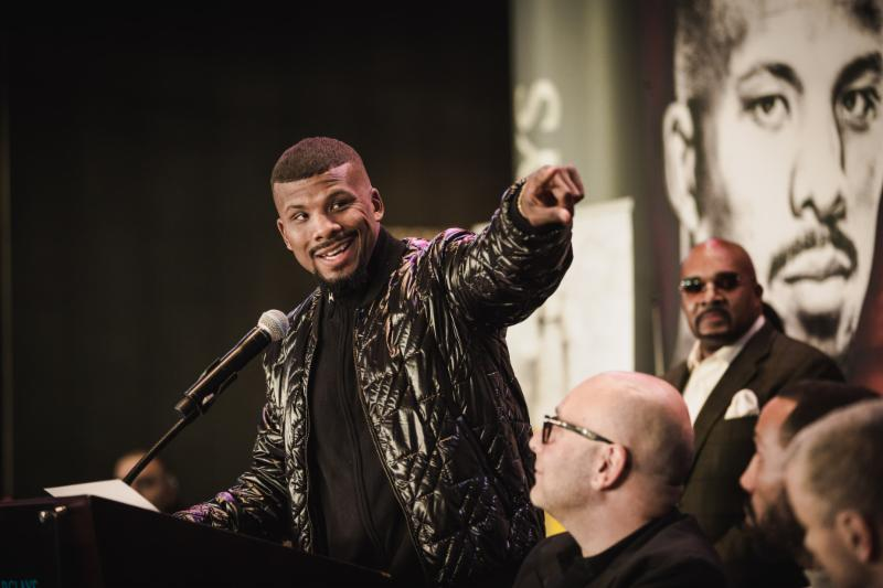 Get to Know Super Middleweight World Champion Badou Jack