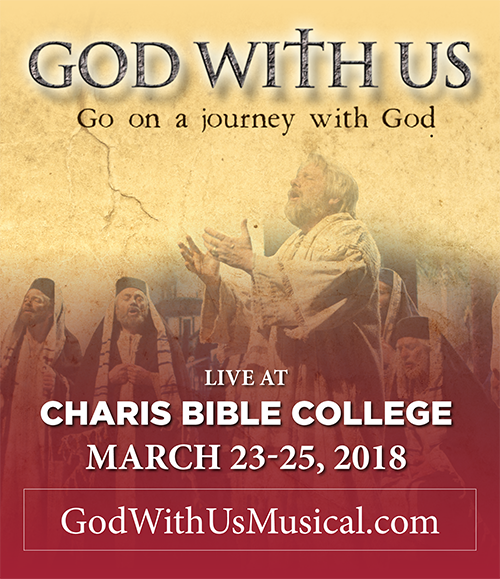 Charis God is with us