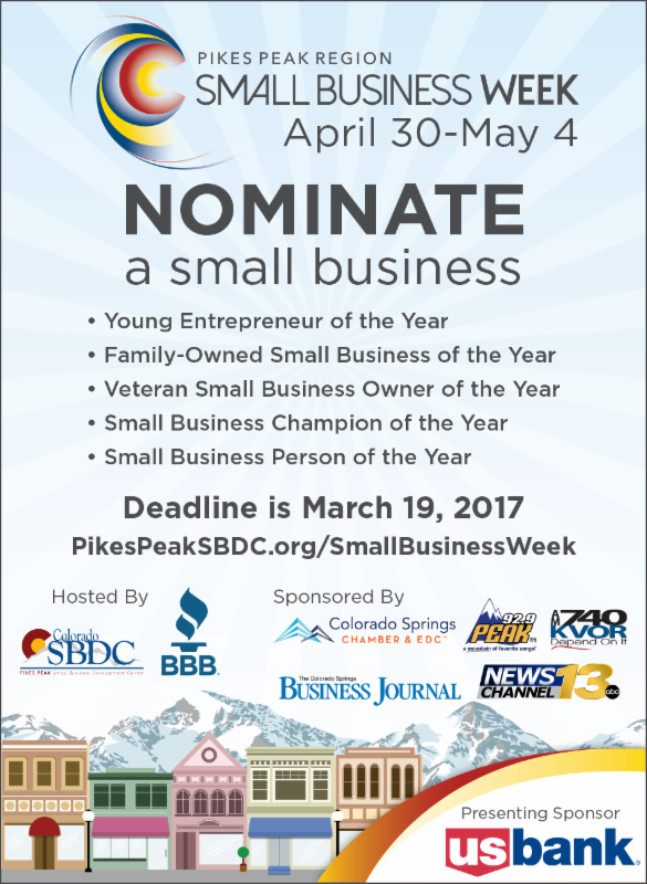 small biz week