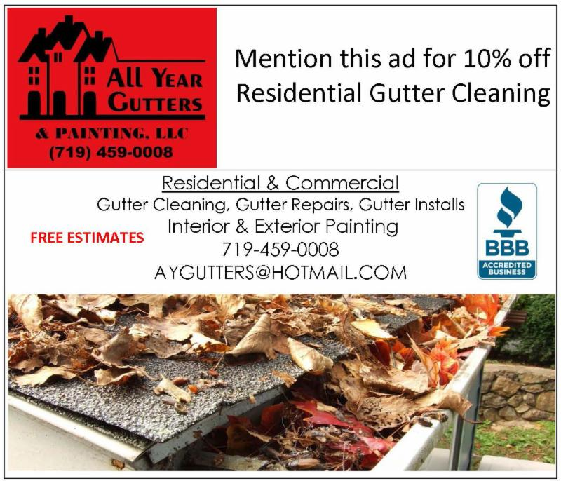 All Year Gutters