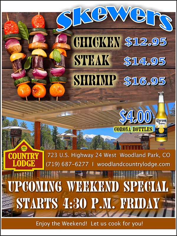 Country Lodge Special