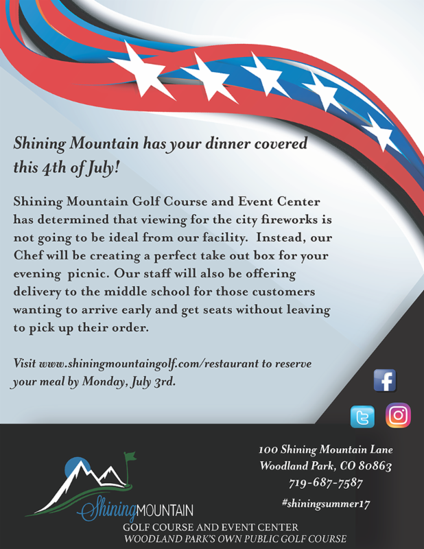 Shining Mountain 4th