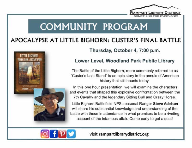 Little Bighorn Presentation