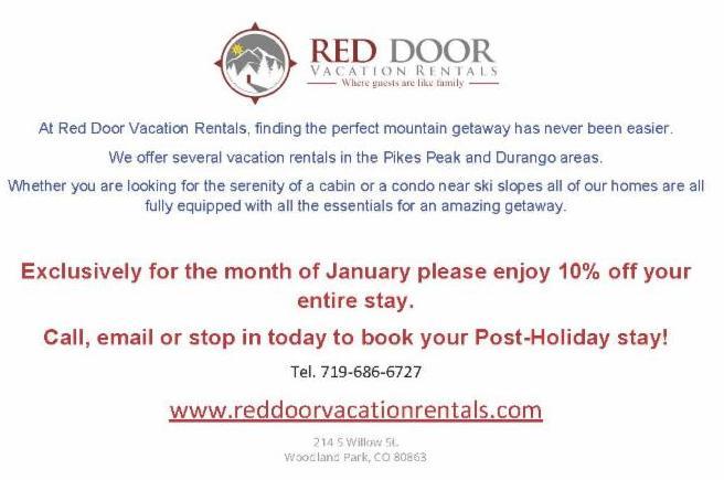Red Door Vacation Rental