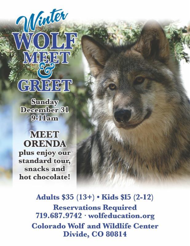 Wolf Meet and Greet