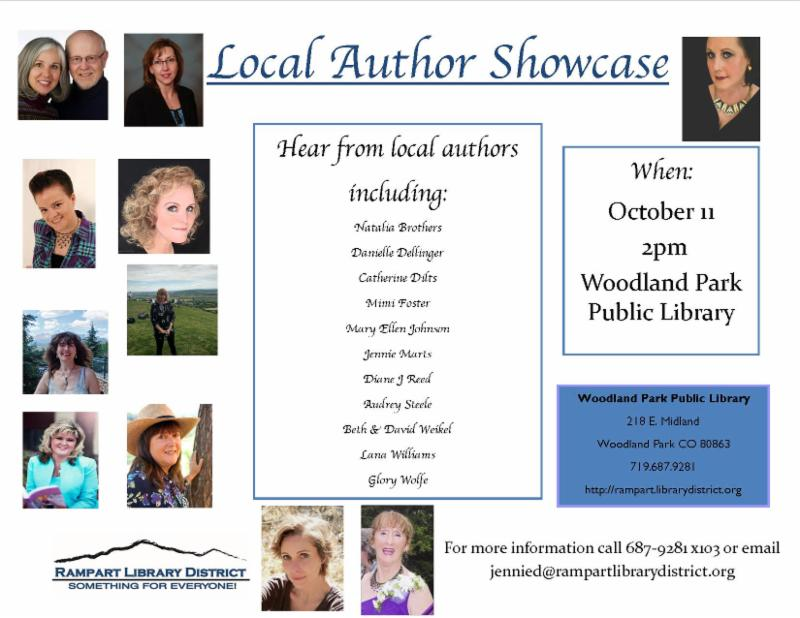 Library Local Authors