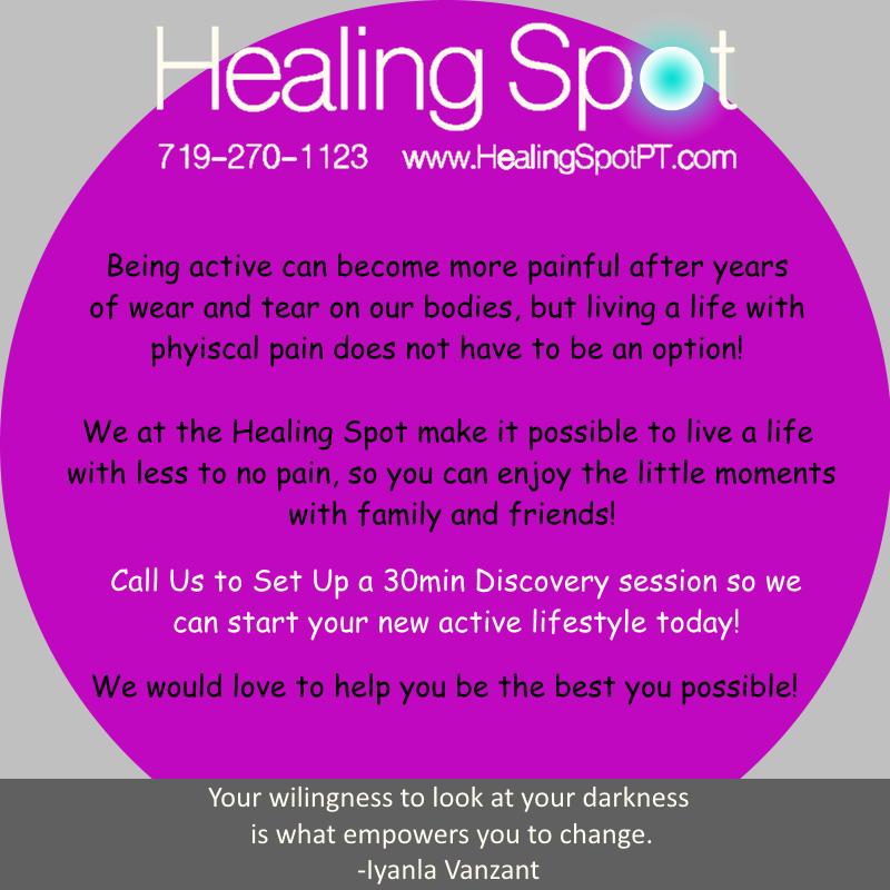 The Healing Spot