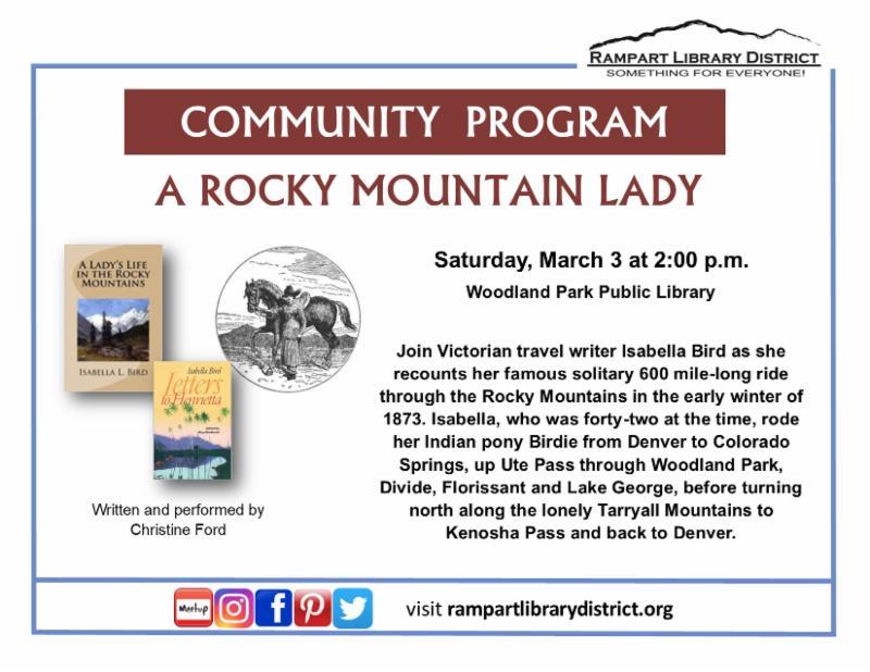 Rocky Mountain Lady