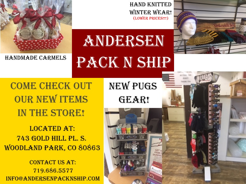 ndersen Pack n Ship
