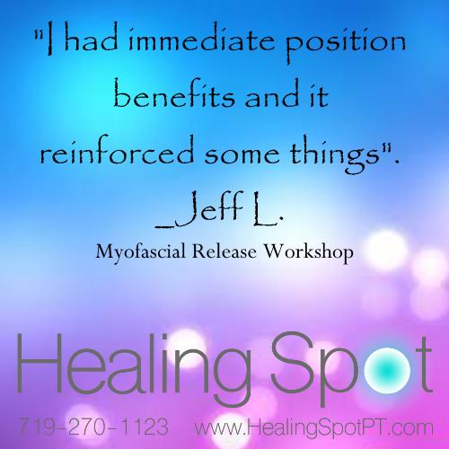 Healing Spot